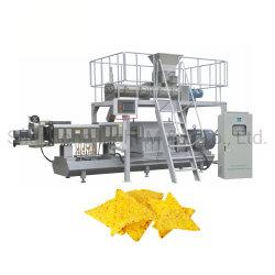 Los chips de maíz de la línea de producción de máquina de fabricación de pellets