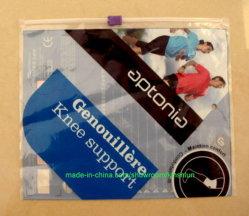 Impressão personalizada promoção PE Zipper plástico bag Zip Lock Saco de Embalagens Plásticas HF-811