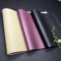 نمط كلاسيكي لمواد جلدية مصنوعة من مادة PVC وأثاث مقاعد السيارة