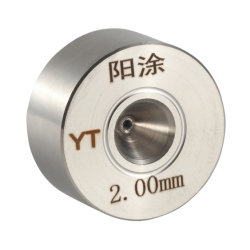 炭化タングステンワイヤーデッサンは堅い金属によってセメントで接合されているCarabideワイヤーデッサンのダイス停止し、