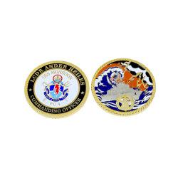記念品の昇進のギフト(硬貨137)のためのカスタム柔らかいエナメルか堅いエナメルの挑戦硬貨