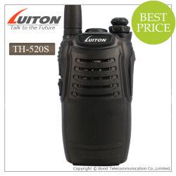 Téléphone cellulaire Radio bidirectionnelle TH-520s un talkie-walkie