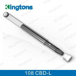 Kingtons望まれるコンパクトなボックスEタバコ108のCbd-L Cbd Vaproizerのエージェント