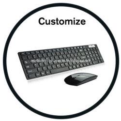 Teclado y mouse Bluetooth plegable personalizado
