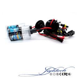 Schlanke 300-m-HID-Stirnlampe mit Ballast