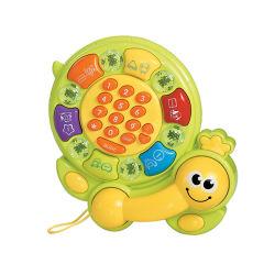 B/O het Stuk speelgoed van de Telefoon van het speelgoed met Licht & Muziek (H2283047)
