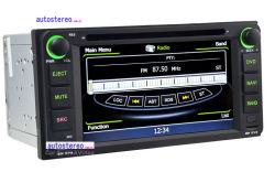 GPS Navigation Stereo DVD for Toyota RAV4 Hilux Land Cruiser Prado Camry Corolla