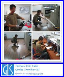 Contrôle de qualité, de biens d'inspection, vérification en usine