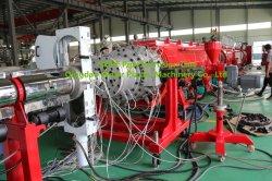 De enige PE van de Machines van de Pijp van de Extruder van de Schroef HDPE PPR Lopende band van de Uitdrijving van de Pijp