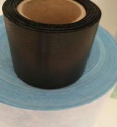 Zwart In reliëf gemaakt Polytheen Dampcourse/de Vochtige Cursus van het Bewijs/Waterdicht makende Muur