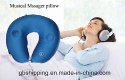 Masajeadores almohada de masaje de cuello de coche para el dolor de espalda Back Roller almohada de masaje eléctrico