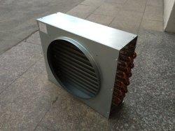 二重管の銅の熱交換器
