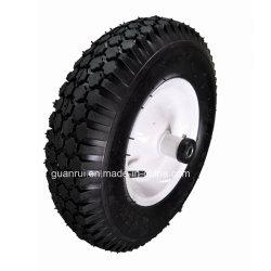Rueda de goma 4.00-8 del aire del neumático de la carretilla
