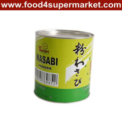 Wasabi en poudre organique assaisonnement
