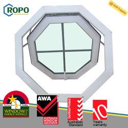 Elevados direitos anti UPVC UV/Janela de vidro sem cobertura de plástico de PVC