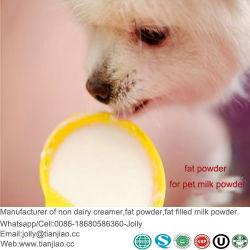 Animal Élevé en gras en poudre pour bébé animal prémélangée & Pet Milk-Replacer