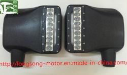 Задние крышки наружного зеркала заднего вида со светодиодными лампами для Jeep Wrangler Jk