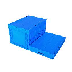 بلاستيكيّة قابل للانهيار ويطوي صندوق شحن صندوق لأنّ تخزين ويتحرّك