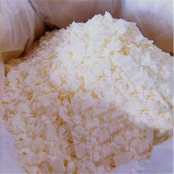 De witte Was van de Soja van de Vlok en van het Stuk voor het Maken van Kaarsen