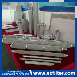 El filtro de malla sinterizado de vela del filtro de aceite Filtro para el servicio de filtración de aceite