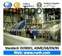 De tweedehandse/Gebruikte Turbine van de Stoom en Generator voor Elektrische centrale EPS