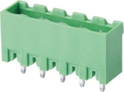 Vde-UL-Bescheinigung-steckbarer Klemmenblock (WJ2EDGVC-5.08)