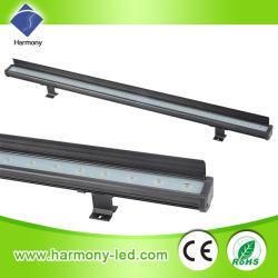 屋外の防水LED線形ライト、LEDの壁の洗濯機ランプ24W
