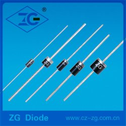 Mini6a05-6A10 일반적인 플라스틱 정류기 다이오드