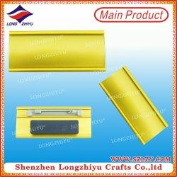 Het Chinese Kenteken van de Naam van het Metaal van Fabrikanten Lege voor Verkoop