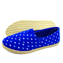 Nieuwe Manier Dame Casual Canvas Flat Shoes (ff1810-10)