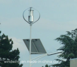 300W Maglev Wind Turbine Generator für LED Light Use