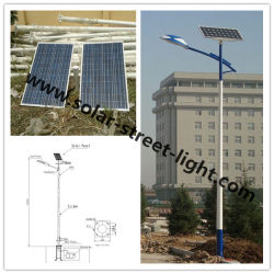 Eco-Friendly 80W Solar LED Street Light
