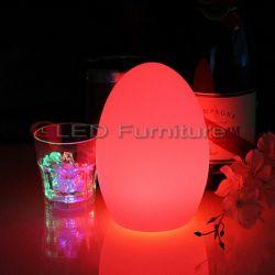 Multi-Color Chaning LED lumineux lumière de l'humeur de lampe de table