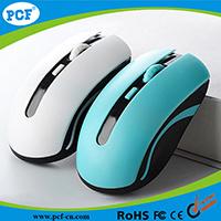 Dongguan-Computerzubehör 2.4 Gigahertz-drahtlose Maus, optische drahtlose Maus
