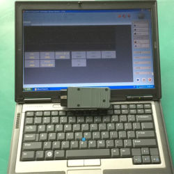 2016 VAS 5054A Volledige Spaander Oki met Odis 3.0.3 Laptop van Odis V6.22 van de Software van de Ingenieur Koreaans Talen Geïnstalleerdu D630 2g VAS 5054A Kenmerkend Hulpmiddel
