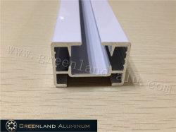 Aluminium Gordijn Rail naar de United Kindom