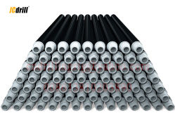 Bohrgestänge des Stahlspants 127 mm-DTH, wenn Bohrgerät Rod des Ausrichtungs-Friktions-Schweißens-DTH