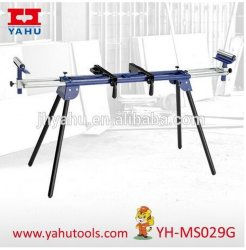 Sierra de inglete Universal soporte de mesa de la estación de trabajo de madera soporte de sobremesa Herramientas de trabajo (YH-MS029G)
