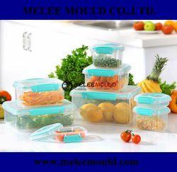 Recipiente de frutas frescas de plástico do molde da Caixa