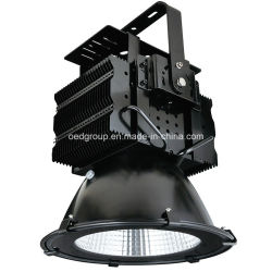 IP65 LED 800W Industrial Light com Chip LED Xte CREE Driver Meanwell e 5 anos de garantia