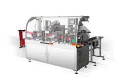 Het automatische Zij Nat Verzegelen 4 veegt de Machine van de Verpakking van het Papieren zakdoekje af