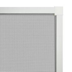 18*16 Mesh Fiberglass نافذة شاشة Mosquito Netting