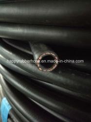 Tresse de fils de gaz flexible de refoulement d'huile d'essence