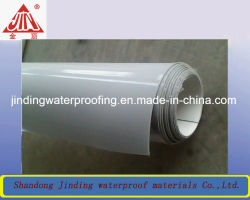 Résistance à la perforation racine de l'imperméabilisation des membranes de feuille en PVC