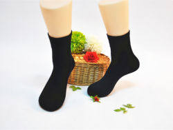 Fibra de madera ecológica Oriente calcetines para los Diabéticos