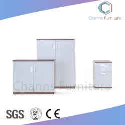 Tür-Büro-hölzerner Schrank der China-Möbel-zwei (CAS-FC1802)