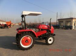 18HP-28HP 2WD 4WD petit vérin unique tracteur de ferme avec auvent
