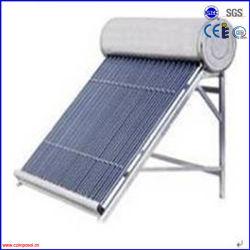 Swimmingpool-Projekt kein Druck-Vertrags-Solarwarmwasserbereiter