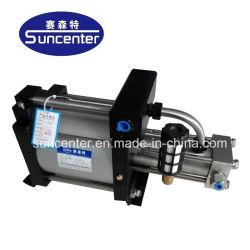Sonda de oxigénio a hidrogénio Helio Suncenter Azoto bomba auxiliar de alimentação de gás natural para as vendas
