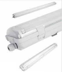 58W двойной трубки Флуоресцентные трубки Водонепроницаемый светодиодный индикатор